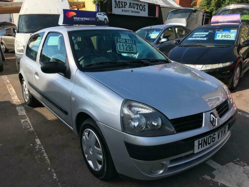 Renault Clio 1 2 ( a/c ) Campus | in Redfield, Bristol | Gumtree