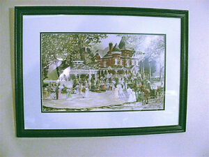 SIGNED Walter Campbell Print (paid $240)