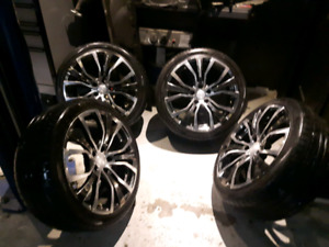 FAST WHEELS & TIRES FOR SALE