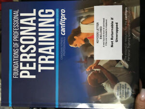BRAND NEW Foundations of Professional Personal Training 2nd Ed.