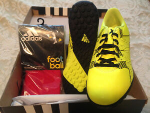 Adidas Xa5.4 TFJ Turf/Indoor Soccer shoes