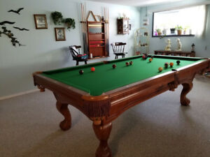 Gorgeous Pool Table
