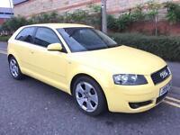 Audi A3 1.6 2004MY Sport
