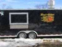 TOP OF THE LINE FOOD TRAILER FOR SALE