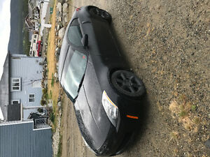 2004 Nissan 350Z Matte Black Coupe (2 door)