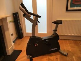 LifeFitness C1 Lifecyle Excercise Bike. Excellent condition - hardly used