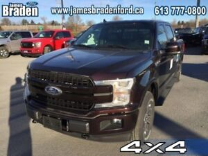 2018 Ford F-150 Lariat  - Leather Seats