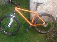 Genesis Core 100 men's mountain bike