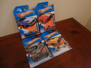 Hot Wheels 2011 K-Mart K Day Cars Limited Lot of 4 Shelby