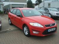Ford Mondeo Zetec Tdci DIESEL MANUAL 2012/61