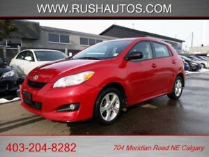 2013 Toyota Matrix Hatchback - Automatic, 4-Cylinder