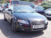 Audi A4 2.0 TDI Convertible - Stunning Car Suitable For All Weathers