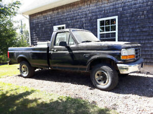 96 Ford F150