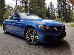 2014 BMW 435 X drive M package Coupe (2 door)