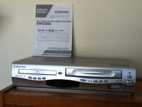 DVD VCR Videoplayer