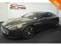 2014 Aston Martin RAPIDE S 5.9 V12 5d AUTO 557 BHP Hatchback Petrol Automatic