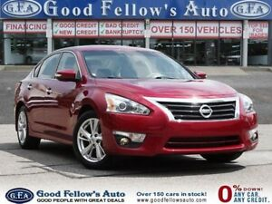 2014 Nissan Altima SL MODEL, LEATHER SEATS, SUN ROOF, REARVIEW C