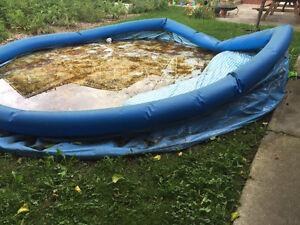 Intex Easy Set 12' Pool $40.00 Windsor Region Ontario image 2