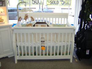 3-in-1 Convertible Crib