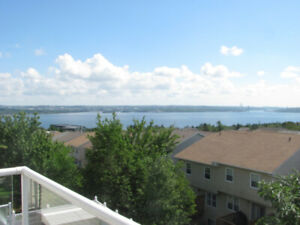 Overlooking the Bedford Basin...Townhouse with Garage...