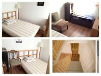 Nice rooms furnished DT Metro WiFi by week month par semain p m
