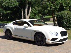 Bentley Continental GT 2016 neuve 4290km