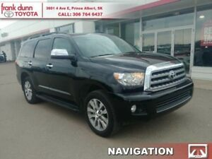 2015 Toyota Sequoia Limited  - Certified - Navigation - $262.55