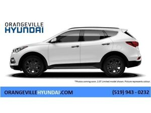 2018 Hyundai SANTA FE SPORT 2.4L Luxury AWD Auto - Sunroof/Leath