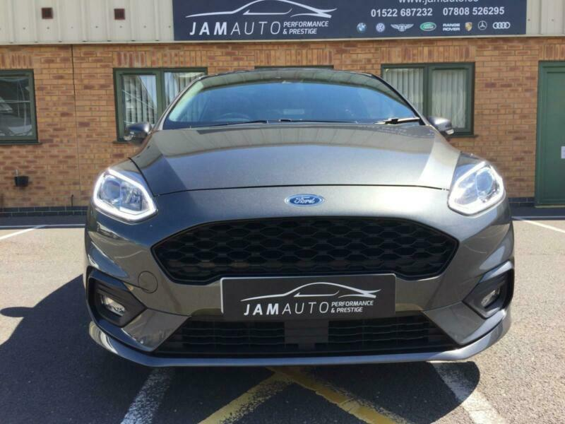 My Ford Benefits >> Ford Fiesta 1 0t 100ps Ecoboost S S 2017 75my St Line With