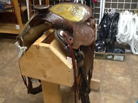 Good Working Saddle