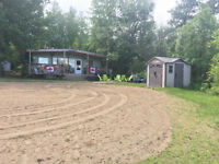 Jackfish Lake Front Cabin Opportunity