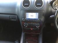 2005 55 MERCEDES-BENZ M CLASS 5.0 ML500 SE 5D AUTO 302 BHP