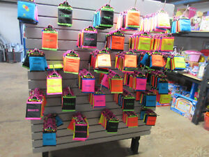 Neon Wallets - large quantity-DISCOUNTED