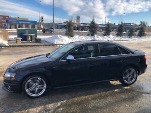 2011 Audi S4 (Black on Black Leather) Excellant Condition