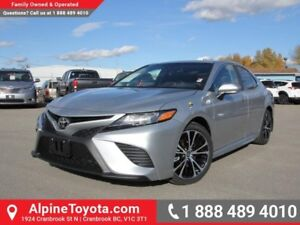 2018 Toyota Camry SE Upgrade Package  3M - Rear Tint