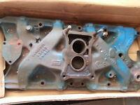 Stock Ford Intake 302 289 1968