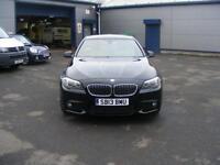 2013 BMW 5 SERIES 2.0 520d M Sport 4dr Auto