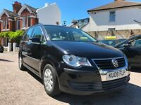 Volkswagen Touran 1.9 TDI S 5dr (7 Seats)£4,695 one owner