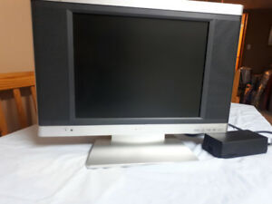 Toshiba TV  DVD player