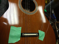 Acoustic, electric Guitar and BASS REPAIR!!!!!!  Turnaround in 1