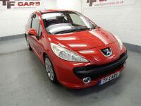Peugeot 207 1.4 Sport 3 DOOR - FINANCE FROM ONLY £16 PER WEEK!