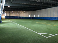 Indoor Pick-Up Soccer 12-2 PM $5 in Oakville