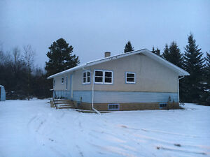 Mayerthorpe area 3 bdr home for rent