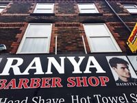 barber shop for sale in Liverpool