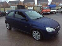 Vauxhall Corsa 1.3CDTi 16v SXi 3 DOOR - 2004 54-REG - FULL 12 MONTHS MOT