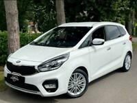 LEFT HAND DRIVE 2018 KIA CARENS 1.7 CRDI [AUTO] ONLY 4K MILES! /7 SEATER/LHD