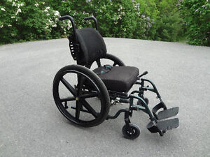 Wheel chair concepts motion