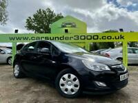 2010 Vauxhall Astra 1.4L EXCLUSIV 5d 98 BHP Hatchback Petrol Manual