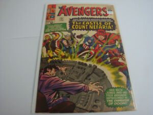Marvel Comics Avengers #13