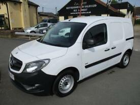 2016 Mercedes Citan 109 CDI BLUEEFFICIENCY Diesel Van * Only 34,000 Miles *